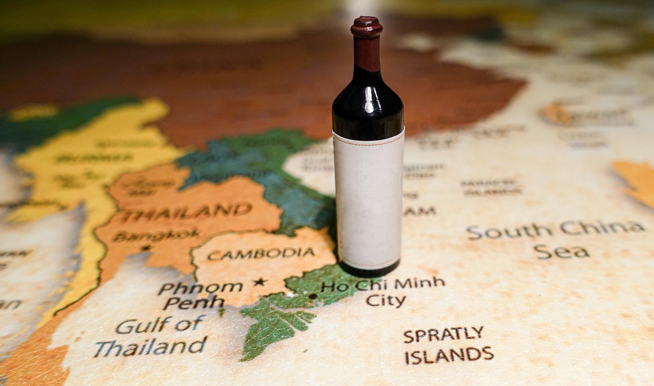 vino italiano vietnam